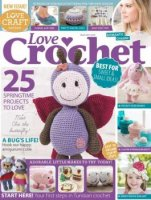 Love Crochet (Love Craft Series) №1, 3, 6, 8, 10  (2017)