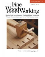 Fine Woodworking №261  (2017)