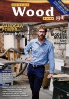 Australian Wood Review №98  (2018)