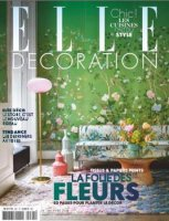 Elle Decoration №261  (апрель /  2018) France