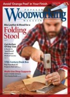 Popular Woodworking №237  (February /  2018)