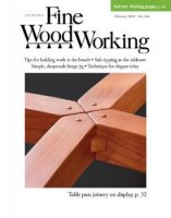 Fine Woodworking №266  (2018)