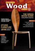 Australian Wood Review №101  (2018)