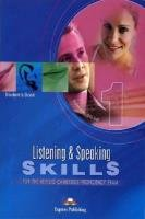 Virginia Evans, Sally Scott  - Listening and Speaking Skills 1 for the Revised Cambridge Proficiency Exam