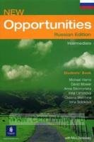 Michael Harris, David Mower  - New Opportunities Intermediate Russian Edition