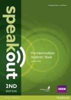 Speakout 2nd Edition Pre-Intermediate+CD