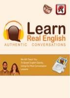A.J. Hoge - Learn Real English - Authentic Conversations