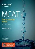 Kaplan-Test-Prep - MCAT Physics and Math Review 2019-2020: Online + Book
