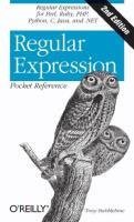 Stubblebine T. - Regular Expression Pocket Reference, 2nd Edition
